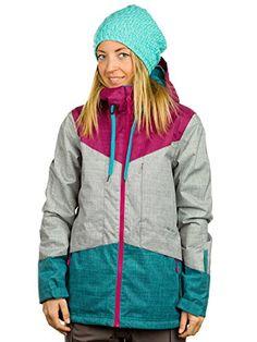 Snow Jacket Women O'Neill Segment Jacket O'Neill http://www.amazon.co.uk/dp/B00NGUYXIG/ref=cm_sw_r_pi_dp_agL8vb1BBS6TK