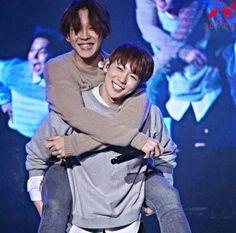 Taehyun and jinwoo
