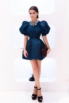 Find tips and tricks, amazing ideas for Miroslava duma. Discover and try out new things about Miroslava duma site Miroslava Duma, Cute Dresses, Short Dresses, Russian Fashion, Love Fashion, Fashion Design, Petite Fashion, Mode Inspiration, Fashion Inspiration