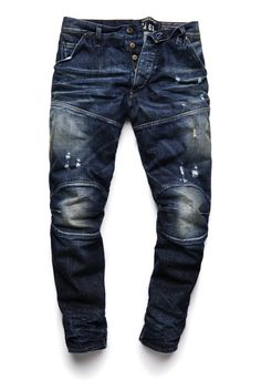 Red Listing G-Star Elwood 38 waist Ripped Jeans Men, All Jeans, Biker Jeans, Jeans Pants, Men Shorts, Khaki Pants, Look Fashion, Urban Fashion, Mode Jeans