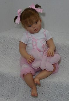 ANGELBABYMAKER ~ REBORN ARIANNA TODDLER 'HARPER ROSE' TODDLER DOLL! ADORABLE! | eBay