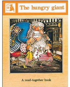 The Hungry Giant by Joy Cowley  *Retelling and sequencing *(A class favourite)