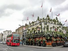 London Insidertipps: The Churchill Arms