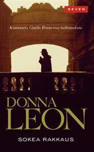 #DonnaLeon #Sokea #rakkaus Venetsialaiskomisario selvittää kauniin opiskelijatytön murhaa ja sukeltaa syvälle Italian synkkään menneisyyteen. Guido Brunetti saa vieraakseen vaimonsa Paolan oppilaan, joka pyytää apua sotarikoksista tuomitun isoisänsä maineen puhdistamisessa. Pian nuori nainen löytyy kuitenkin murhattuna. Brunettin tutkimukset johtavat Italian fasistiseen menneisyyteen. Claudian isoisän rakastajattaren seinillä roikkuu epäilyttävän arvokas taidekokoelma