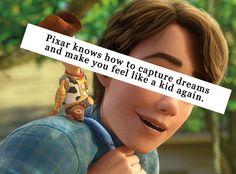 Pixar Confessions