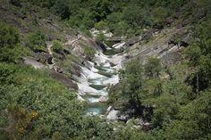 Valle del Jerte. La Garganta de los Infiernos. Granadilla. Última etapa de un recorrido por la provincia de Cáceres