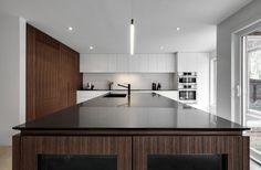 *미니멀 인테리어 아파트 [ Appareil Architecture ] Montreal home into minimalist living space :: 5osA: [오사]