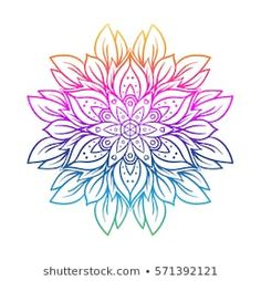 Find Vector Ornamental Mandala Inspired Ethnic Art stock images in HD and millions of other royalty-free stock photos, illustrations and vectors in the Shutterstock collection. Mandala Art, Mandala Drawing, Mandala Pattern, Pattern Art, Moon Phases Drawing, Vanellope Y Ralph, Mehndi Designs Book, Lotus Logo, New Lotus