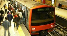 Jovem Português Faz Corrida Contra o Metro Em Lisboa