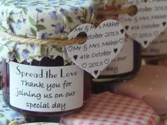 Image result for mini jam favours tiptree