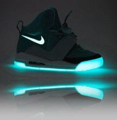 I found 'Glow-in-the-Dark Nike's' on Wish, check it out!