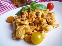One pot pasta au poulet