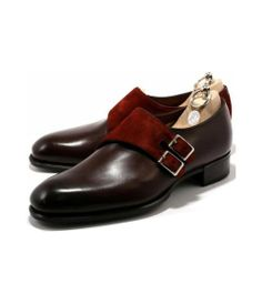 Alfred Sargent Monk Strap shoes