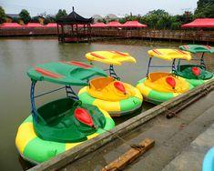 Amusement Park Bumper Boats