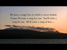 "Earth, Wind & Fire - ""I'll Write A Song For You"" (w/lyrics)"