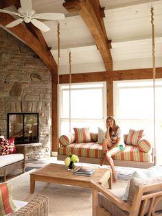 Muskoka cottage decor - Chatelaine