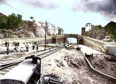 A construção da Avenida Borges de Medeiros Centro Histórico de Porto Alegre