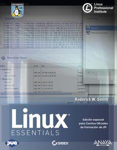 Linux essentials / Roderick W. Smith. 2013.