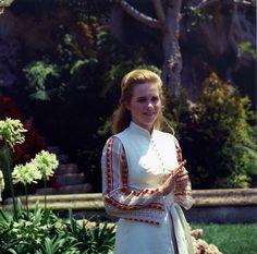 Liv Ullmann in Lost Horizon directed by Charles Jarrott, 1973