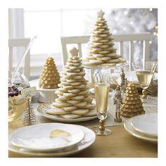 mad baker       Olá queridos e queridas   Mais um post de Natal , com ótimas idéias para vocês !   Olhem que graça estas árvores de Na...