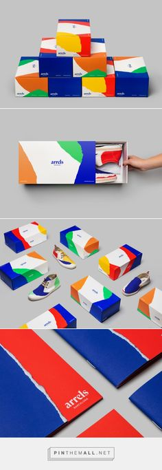 Arrels is a Spanish shoe brand, by Hey, Spain