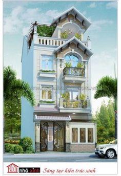 Mẫu thiết kế nhà phố   Cổ Điển   Nhà anh Trí - Quận 10 - NP-NNX0623