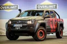 VW AMAROK OVERLIMIT tunning kit from Poland