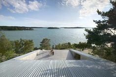 753.474 sq ft Villa Mecklin / Finnish archipelago