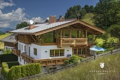 Chalet Kirchberg bei Kitzbühel - Hüttenurlaub in Kitzbüheler Alpen mieten - Alpen Chalets & Resorts