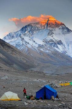 Basecamp Mount Everest