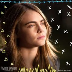Whatever it takes, he's going to find her. #PaperTowns ♡