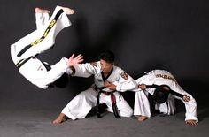 Eyes in Korea: Hapkido School for Foreigners in Korea