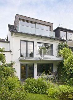 Sanierung Doppelhaushälfte - Turck Architekten Düsseldorf ...