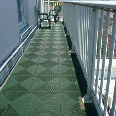 Balcony floor tiles design - The different types of balcony floor tiles include ceramics, vinyl, and terracotta and recycled rubber tiles. The choice of tile design depends on the balcony, Tile Patio Floor, Balcony Tiles, Terrace Floor, Balcony Flooring, Shower Floor Tile, Ceramic Floor Tiles, Balcony Design, Bathroom Floor Tiles, Limestone Tile