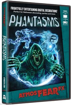 Seller: Products Universal, Category: Entertainment Collectibles, Price: $59.99, Title: Phantasms Atmosfearfx DVD Special FX Halloween Prop