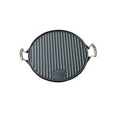 Rösle RS25075 Barbecue Plate Round 40 cm Cast Iron