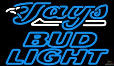 Bud Light Toronto Blue Jays Neon Sign MLB Teams Neon Light