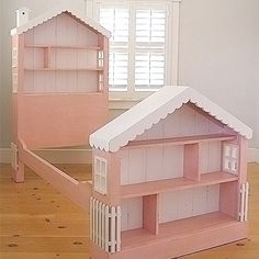 Bradshaw Kirchofer Alices Dollhouse Bed @Layla Grayce