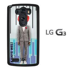 808s Kanye West and Heartbreak W3352 LG G3 Case