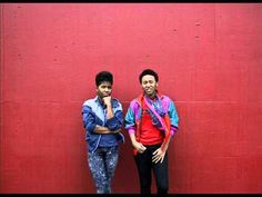 THEESatisfaction - Do You Have the Time