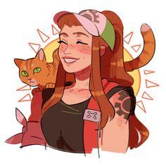 """casanovakevin: """"CAT LADY """""""