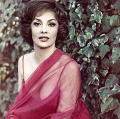 Gina Lollobrigida, 1950-1960