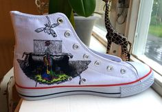 Twenty One Pilots Isle of Flightless Birds Shoe