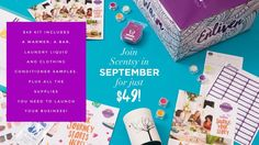 Join Scentsy in September for only $49!!! Crazy good deal!! I will be there every step of the way in your journey! Just take the first step and join! www.sroseca.scentsy.us/join/join