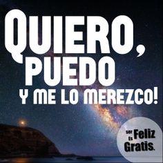 Ser Feliz es Gratis life style.