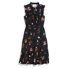 Stitch Fix Fall Stylist Picks: Kate Spade Floral Dress