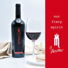ZEPPALE... our fiery spirit! Red Wine, Alcoholic Drinks, Label, Spirit, Glass, Drinkware, Corning Glass, Liquor Drinks, Alcoholic Beverages