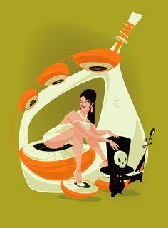 The Art Of Animation, Brandon Ragnar Johnson #Illustration #Fantasy #DigitalArt