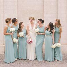 Vestido High Quality Women Floor-Length Simple Cheap Elegant 2015 Long Chiffon Light Blue Bridesmaid Dresses  http://www.aliexpress.com/item-img/Vestido-High-Quality-Women-Floor-Length-Simple-Cheap-Elegant-2015-Long-Chiffon-Light-Blue-Bridesmaid-Dresses/32257022422.html