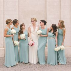 Vestido High Quality Women Floor-Length Simple Cheap Elegant 2015 Long Chiffon Light Blue Bridesmaid Dresses  http://www.aliexpress.com/item-img/Vestido-High-Quality-Women-Floor-Length-Simple-Cheap-Elegant-2015-Long-Chiffon-Light-Blue-Bridesmaid-Dresses/32257022422.html